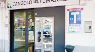 Tabaccheria a Latina Via Tucci